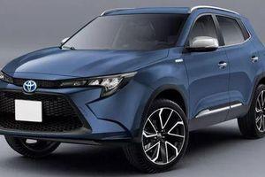 Ford EcoSport sắp có đối thủ mới từ Toyota