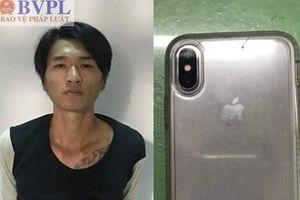 Cảnh sát truy đuổi tên cướp giật điện thoại của du khách Hàn Quốc