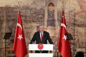 Thổ Nhĩ Kỳ định lập chốt quan sát tại miền Bắc Syria