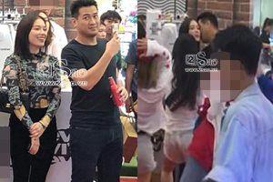 Tháp tùng nhau đi dự sự kiện, em chồng Hà Tăng chẳng ngại tình tứ với bạn gái hotgirl