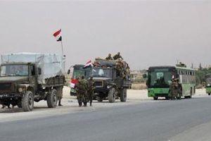 Quân đội Syria áp sát biên giới, sẵng sàng giao tranh với Thổ Nhĩ Kỳ?