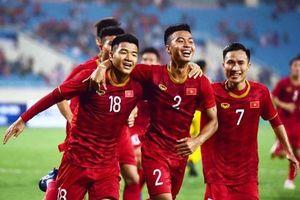 Lịch thi đấu của tuyển U22 Việt Nam tại Sea Games 30