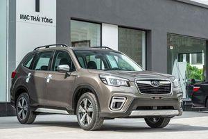 Bảng giá xe Subaru tháng 10/2019: Giảm tới 200 triệu đồng