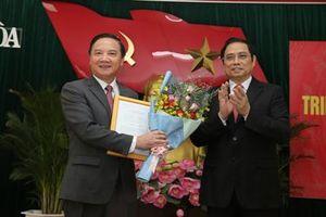 Ông Nguyễn Khắc Định giữ chức Bí thư Tỉnh ủy