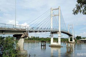 Phải đảm bảo an toàn giao thông khi sửa chữa cầu Đất Mới