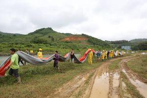 Đường đi kì lạ của 10m3 dầu thải: Chở từ Phú Thọ về Hưng Yên nhưng lại đưa về gần nhà máy nước sạch sông Đà để xả