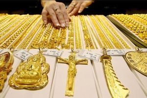 Giá vàng hôm nay 19/10: Giá vàng chao đảo, giảm chạm đáy thấp nhất 2 tuần