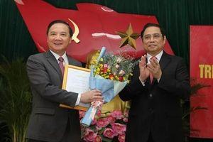An Giang, Khánh Hòa có nhân sự mới
