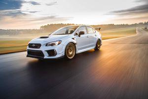 Ảnh chi tiết Subaru STI S209 phiên bản giới hạn đắt nhất tại Mỹ