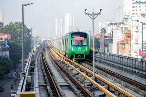 Nếu tuyệt đối an toàn, năm 2019 khai thác đường sắt Cát Linh – Hà Đông