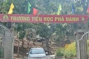 Phòng GDĐT Kỳ Sơn thông tin về thầy Phó Hiệu trưởng nghiện ma túy xin từ chức