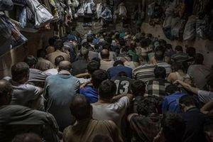 41 tên khủng bố IS đào tẩu khỏi trại giam ở miền bắc Syria đã bị bắt giữ