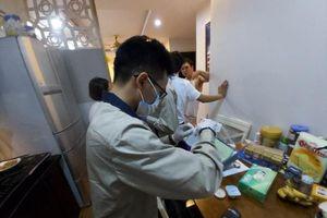 Xét nghiệm miễn phí nước Sông Đà nhiễm dầu ở đâu?