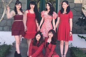 Các gia đình toàn 'công chúa': 4 cô có bầu cùng lúc, 6 chị em tên An