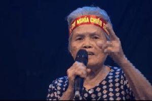 Cụ bà 86 tuổi hát khuấy động trường quay 'Đường lên đỉnh Olympia'