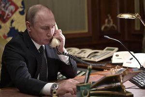 Lãnh đạo Nga, Đức nhất trí thúc đẩy thỏa thuận Minsk về tình hình Ukraine