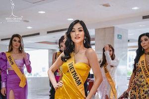 Kiều Loan thi Miss Grand International: Lộ điểm yếu, liệu có cửa lọt top?