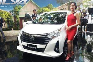 Cận cảnh MPV 7 chỗ Toyota Calya chỉ từ 228 triệu đồng
