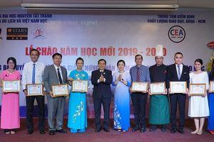 Trường ĐH Nguyễn Tất Thành có thêm 2 ngành đạt chuẩn kiểm định chất lượng của Bộ GD&ĐT