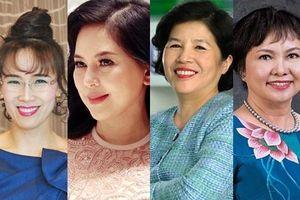 Điểm danh những 'nữ tướng' quyền lực trên thương trường Việt