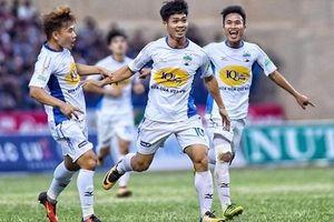 Vòng 25 V-League 2019: Dàn tuyển thủ ngôi sao HAGL 'dành cả thanh xuân để trụ hạng'