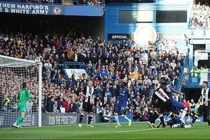 Nhọc nhằn vượt qua Newcastle, Chelsea trở lại top 4