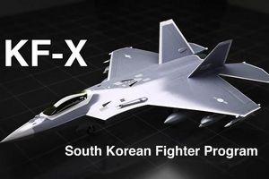 Lộ diện mẫu tiêm kích Hàn Quốc tự phát triển