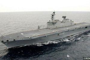 Hàn Quốc khởi động chương trình đóng tàu đổ bộ hạng nặng