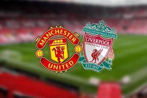 Liverpool vs Manchester United: Người cô đơn trên đỉnh, kẻ ngụp lặn vực sâu