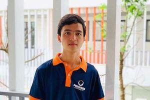 Nam sinh xứ Nghệ với mơ ước trở thành lập trình viên