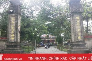 Truy tìm kẻ trộm 2 pho tượng cổ tại di tích quốc gia đền thờ Nguyễn Văn Giai