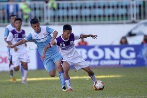 Thắng tối thiểu Phố Hiến, Hà Nội lần thứ tư vô địch Giải U.21 Quốc gia