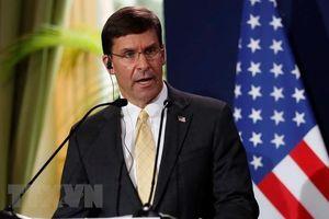 Bộ trưởng Quốc phòng Mỹ tới Afghanistan khởi động đàm phán với Taliban