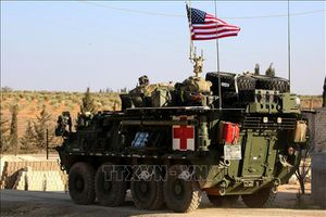 Mỹ dự kiến tái bố trí quân từ Syria tới Iraq