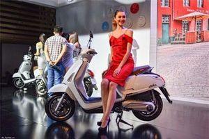 Xe ga giống Vespa, phanh ABS, giá 56,99 triệu tại Việt Nam