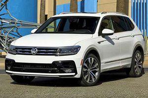 Volkswagen Tiguan Allspace giảm giá mạnh tại Việt Nam