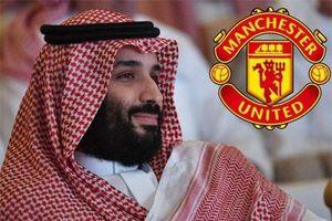Thái tử Ả Rập Xê Út quay lại hỏi mua, Man United sắp đổi chủ?