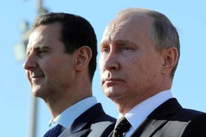 Tổng thống Putin và ván bài tất tay ở Syria