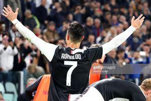 Ronaldo ghi bàn thứ 701, Juventus nối dài mạch chiến thắng