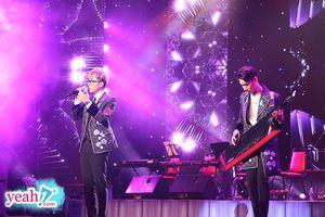 Mặc tranh cãi khi đứng chung sân khấu với các giọng ca gạo cội, Jack và K-ICM vẫn tự tin thể hiện loạt hit gây bão