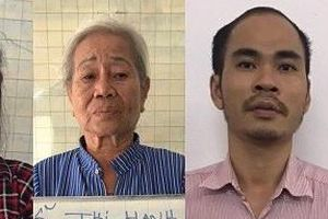 Khám xét nơi ở của băng nhóm chuyên móc túi ở Suối Tiên