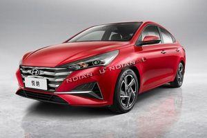 Hyundai Accent 2020 tại thị trường Trung Quốc khác biệt thế nào so với Việt Nam?