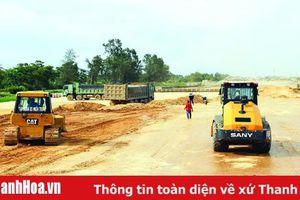 Dự án đường giao thông ven biển vẫn còn vướng mắc về mặt bằng