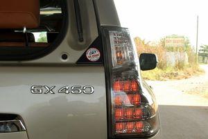 Tìm kiếm 'chất' lái chinh phục khách Việt trên Lexus GX460
