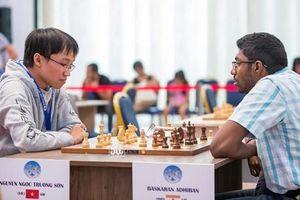 Nguyễn Ngọc Trường Sơn đánh bại Siêu đại kiện tướng quốc tế người Nga