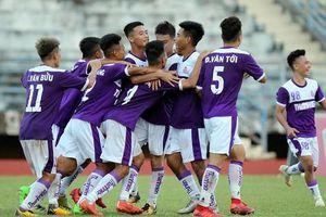Vô địch giải U21 QG, Hà Nội FC xác lập kỷ lục mới