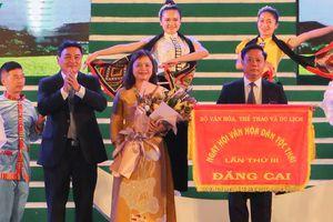Ngày hội văn hóa dân tộc Thái lần thứ 3 sẽ tổ chức tại Sơn La