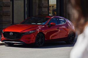 Mazda 3 sắp ra mắt không có động cơ SkyActiv-X tiêu thụ chỉ 3,7 lít/100km
