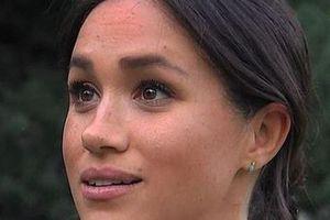 Công nương Meghan nén rơi lệ kể về áp lực làm dâu hoàng gia Anh