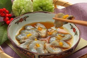 Cách ăn sống đỉa biển trứ danh của người Hàn Quốc